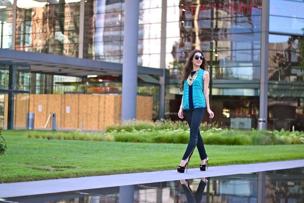 Dallas Opera House Fashion