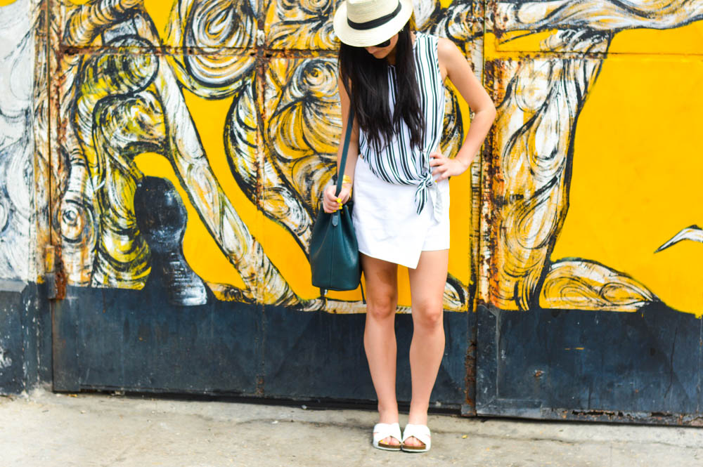 colorful cuba outfit
