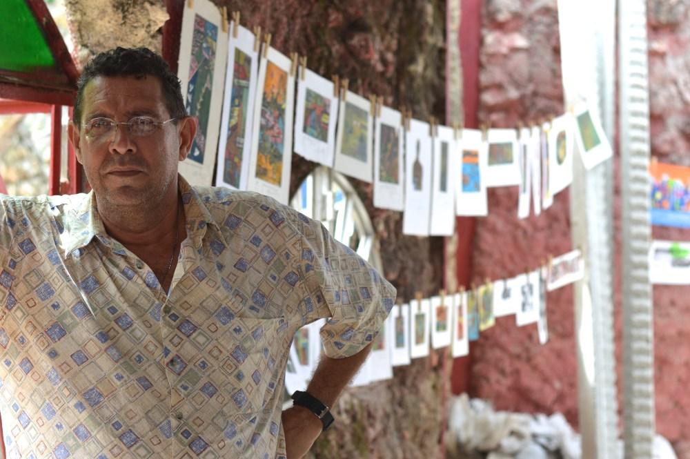 local Cuban Artist