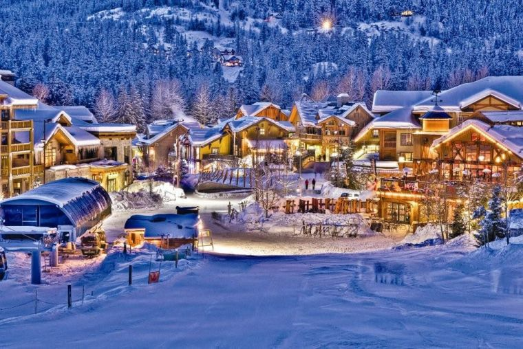 Whistler City Guide