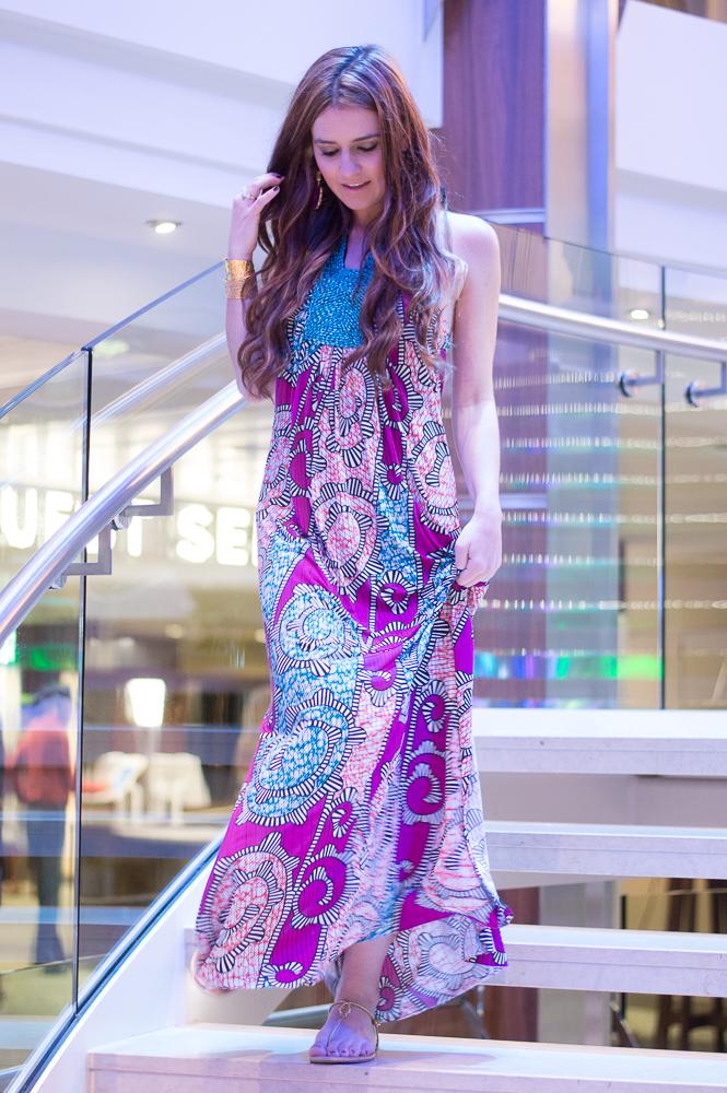 royal carribbean anthem of the seas fashion blog
