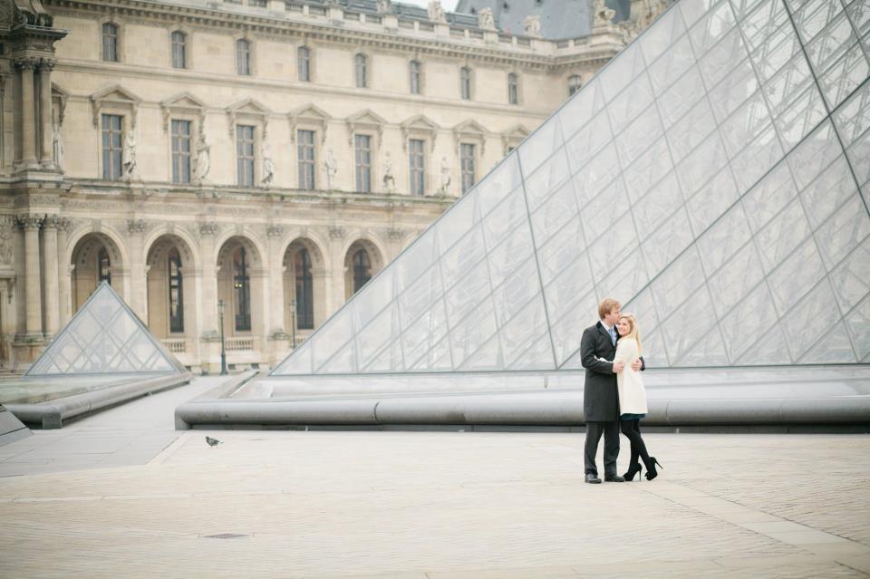 Louvre Photography Paris