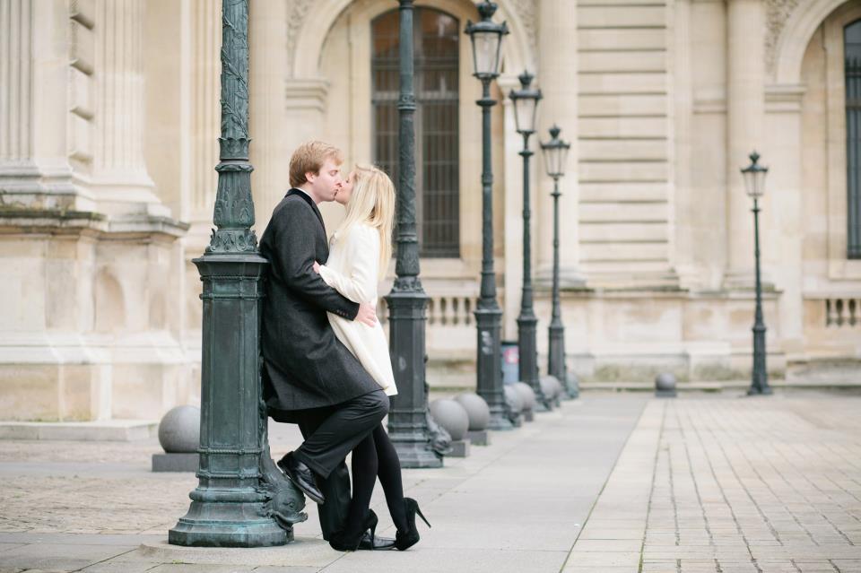 Louvre Wedding Photographer