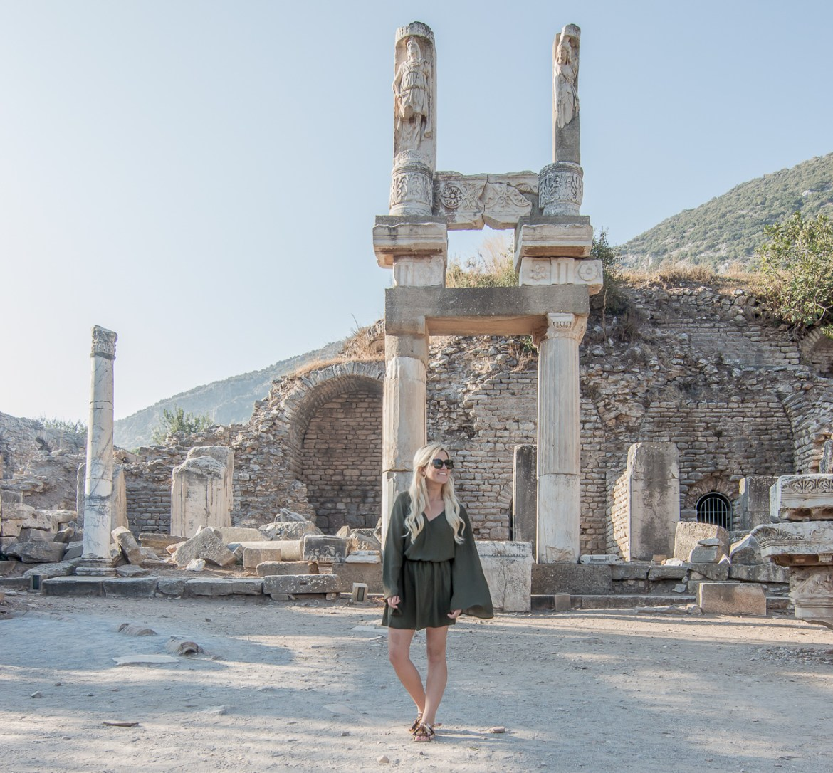 Ephesus Turkey Travel Blog
