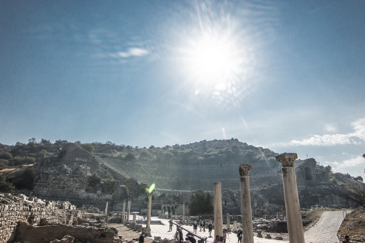 Ephesus Turkey Travel Guide