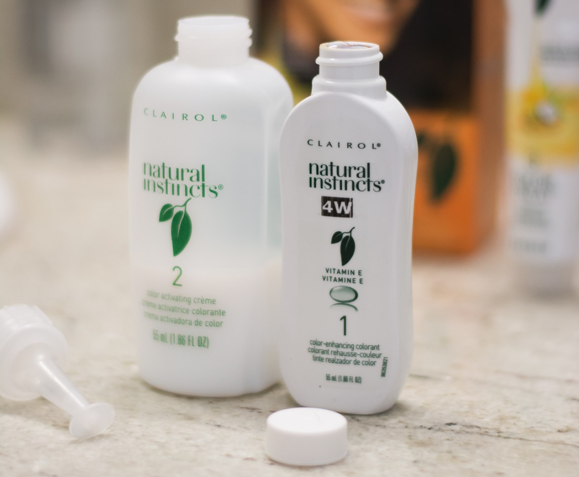 Clairol Natural Instincts How To Use