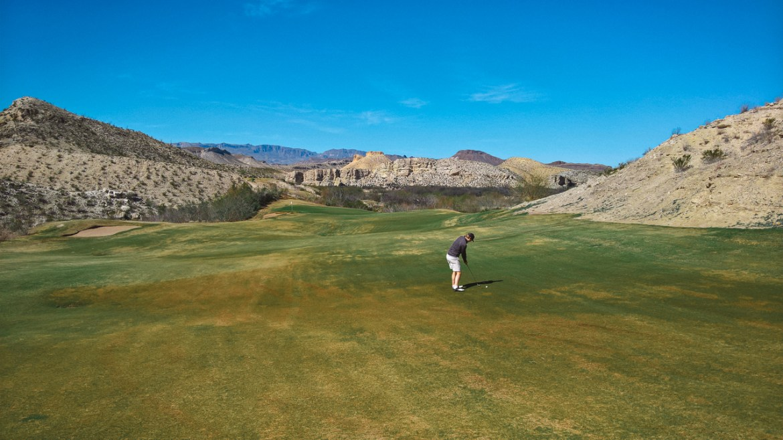 Lajitas Golf Course Big Bend