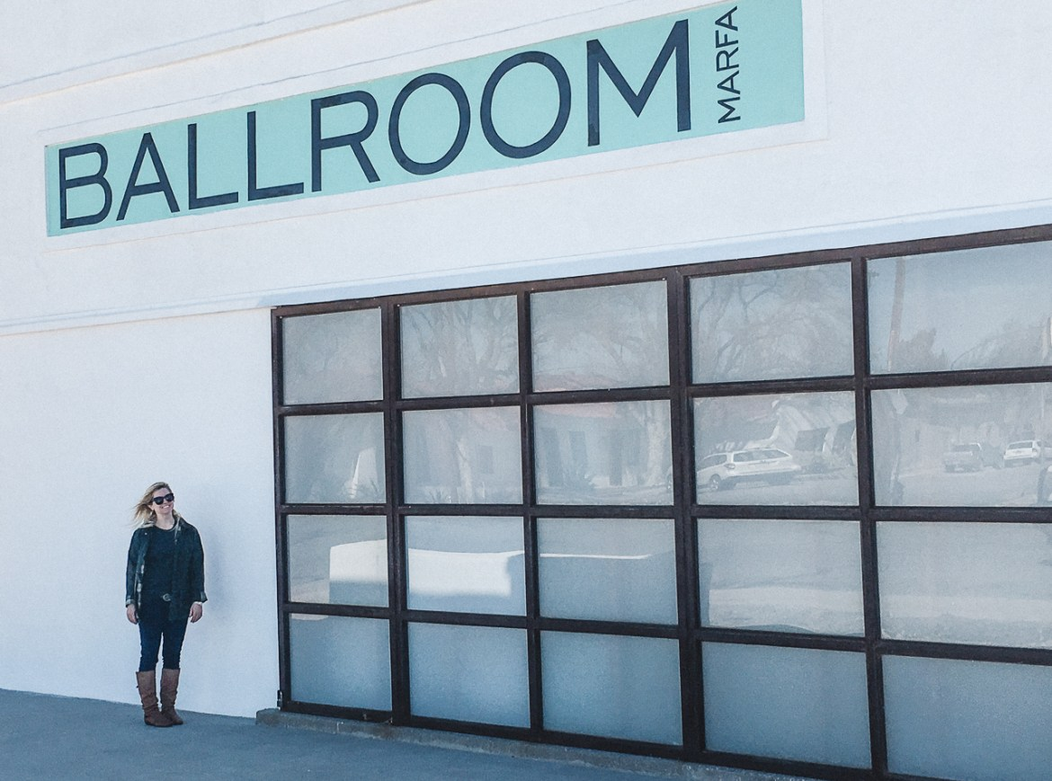 What To Do In Marfa Ballroom