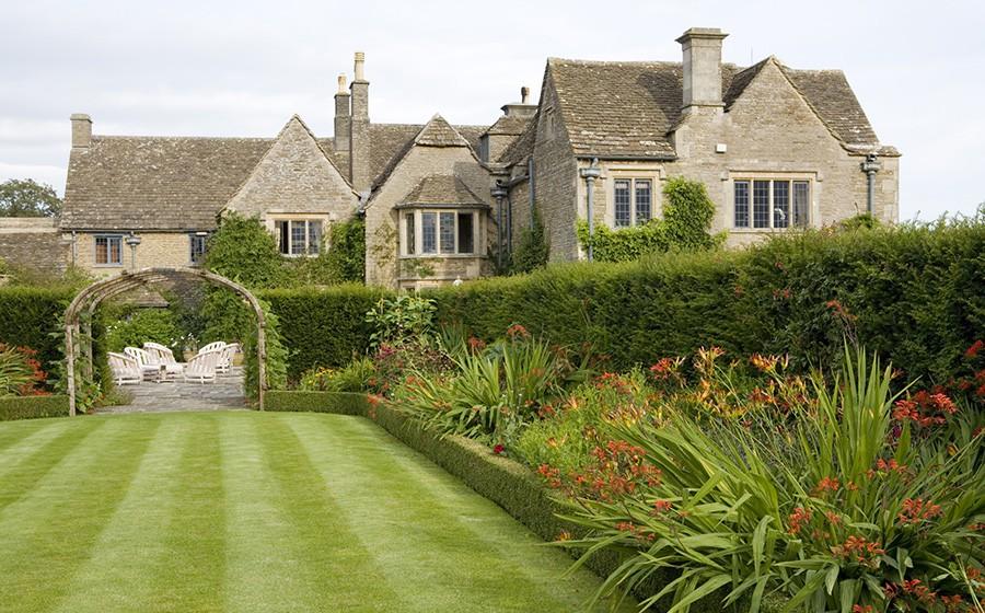 Whatley Manor Exterior