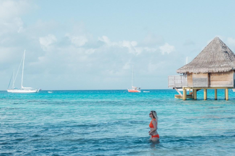 Hotel Kia Ora Rangiroa French Polynesia Swimsuit