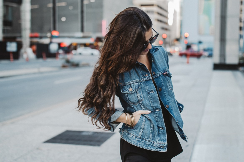 denim jacket outfit ideas