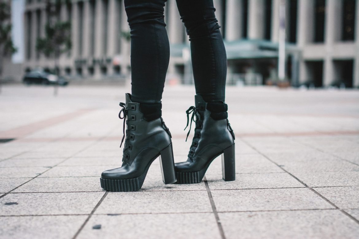 Kendall Kylie Coty Boots