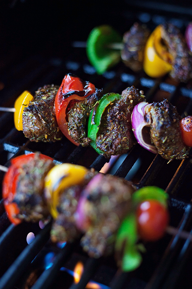 How to Host a Killer Kabob Party by The Perfect Storm