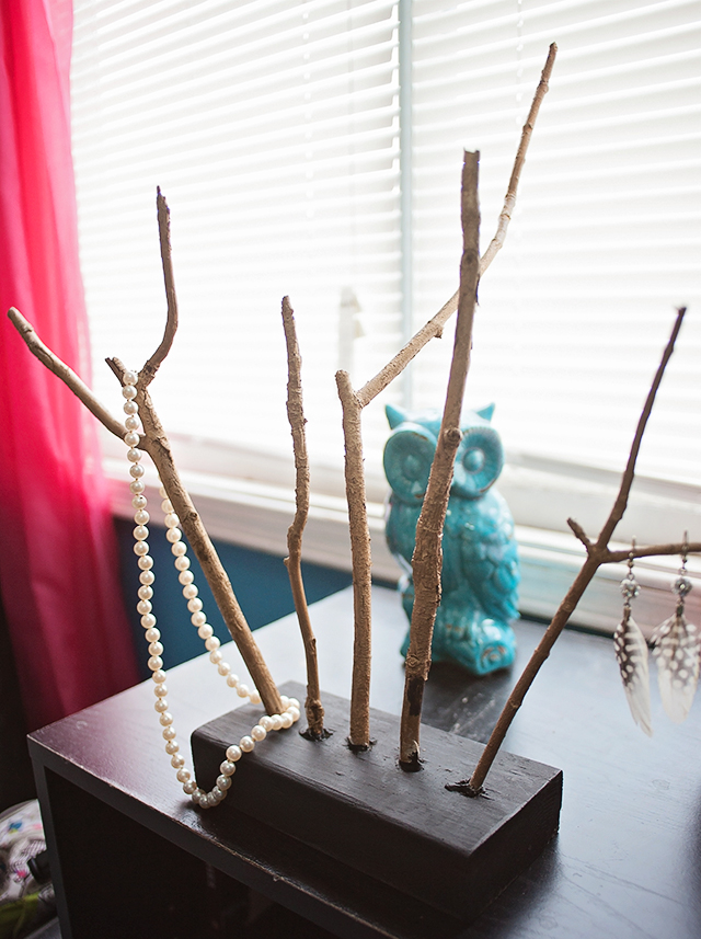 DIY Branch Decor