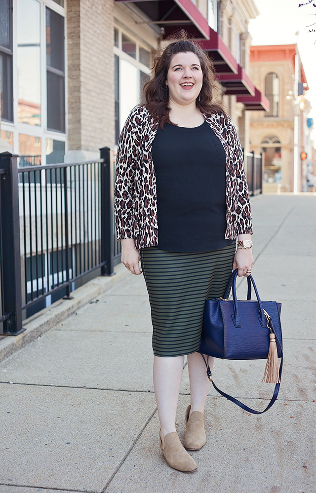 Concrete Jungle - Wearable Wednesday #22