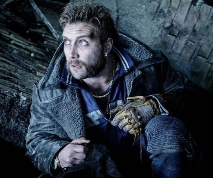 Australian Film and TV Actor™ Jai Courtney as The Least Offensive Cultural Stereotype.
