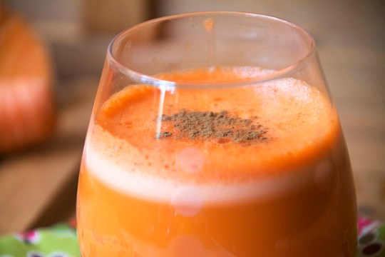 Sweet Potato Pie Juice