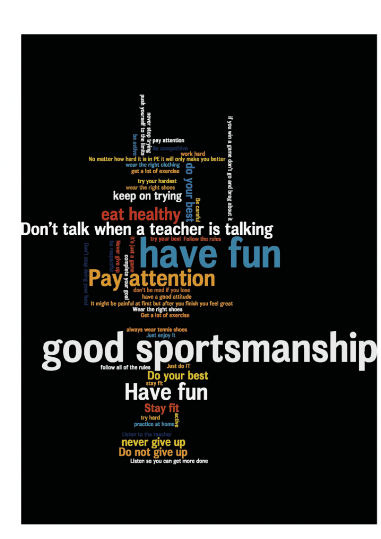 PE Values Poster