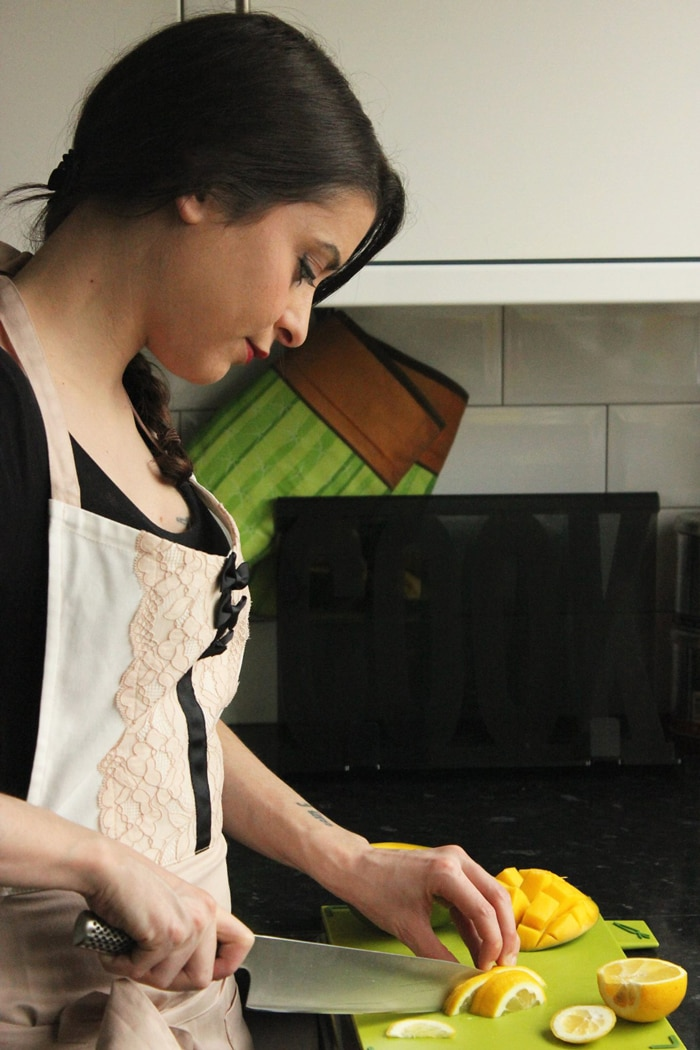 Andrea-Soranidis The Petite Cook