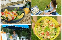 Summer Picnic London Experience The petite Cook