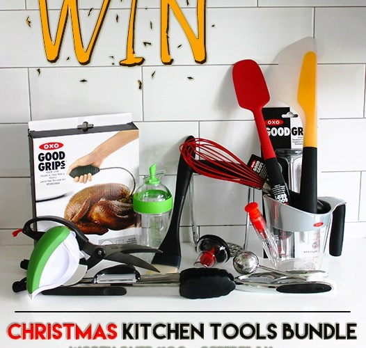 christmas kitchen tools giveaway oxo the petite cook