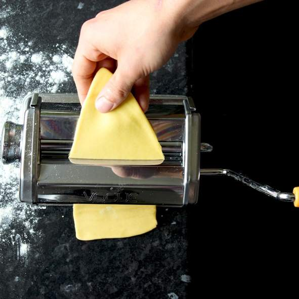 homemade fresh pasta 1