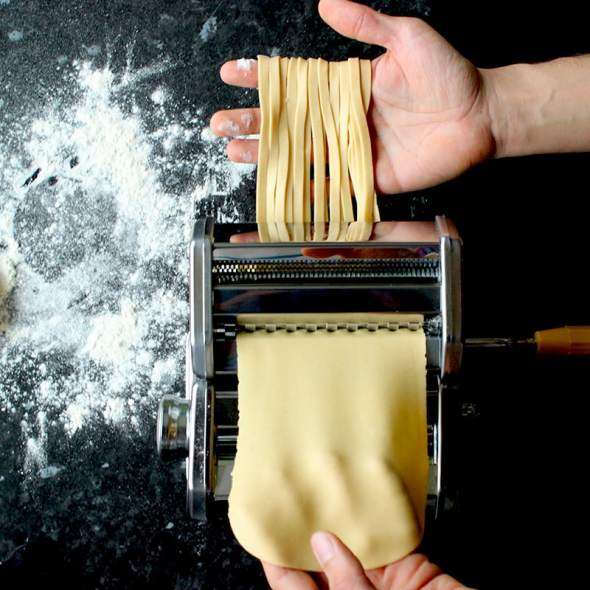 how to make fresh homemade pasta by the petite cook