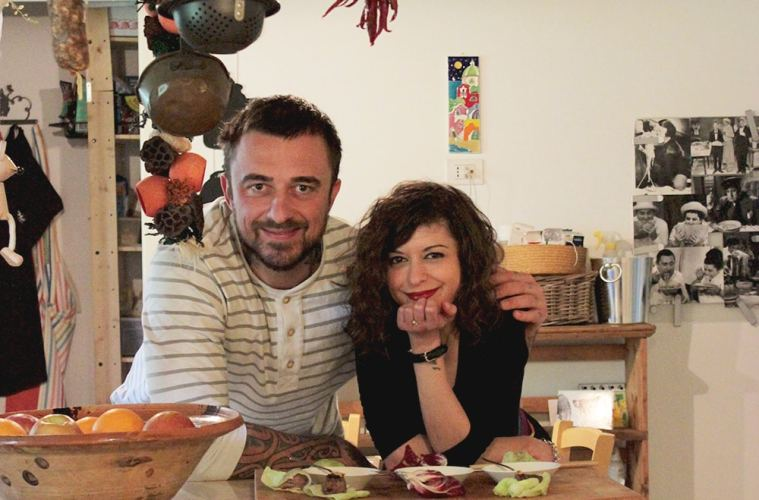 Cooking with Chef Rubio - From the Popular Italian Tv Show Unti & Bisunti - thepetitecook.com