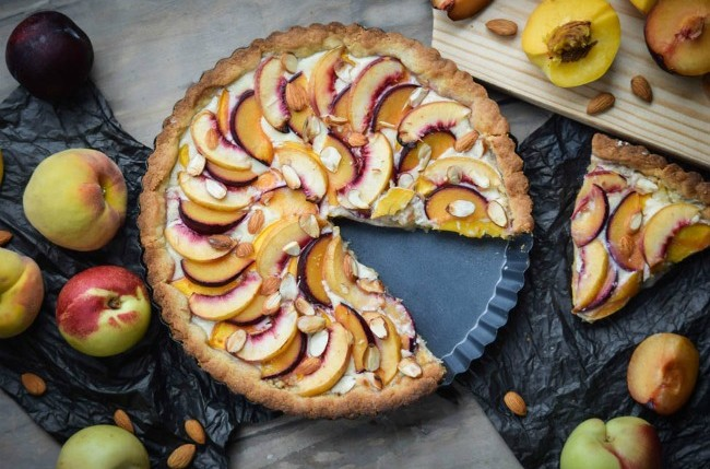 12 Perfect for spring fruit tarts