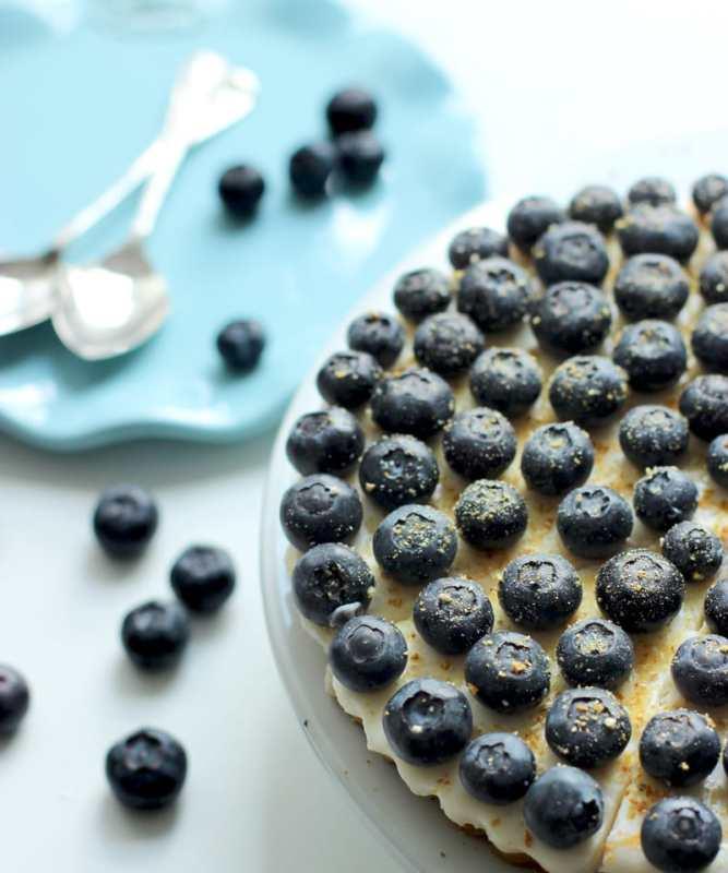 blueberry-cheesecake