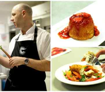 Great British Chefs Masterclass with Michelin-starred Chef Adam Gray