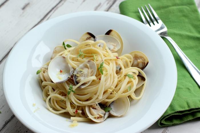 linguine-clams-and-lemon