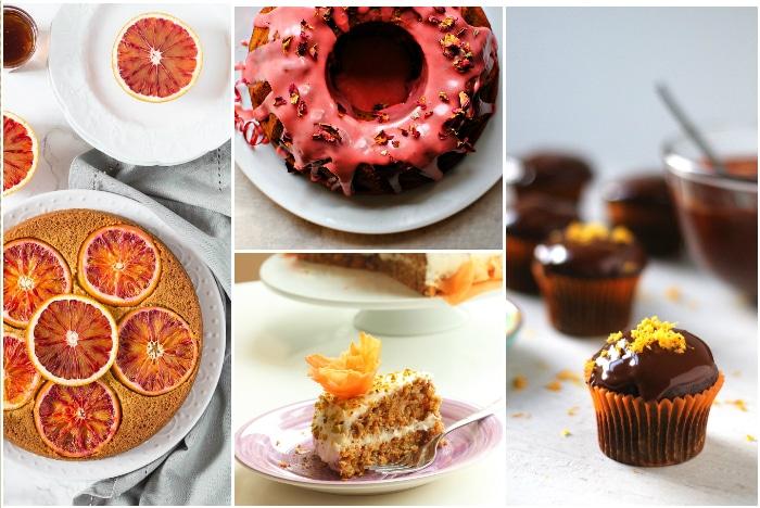 26 Mother's Day Cake Recipes To Make Your Mum Happy! thepetitecook.com