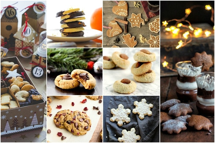 What's better than a hot chocolate and a batch of homemade cookies? Celebrate the holiday season with these must-try 30 Easy Christmas Cookie Recipes! Easy to make ahead with loads of vegan and gluten-free options! From thepetitecook.com