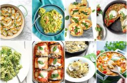 10 Quick, Creative and Easy Pasta Recipes that are100% beginner-friendly, and made with simple everyday ingredients. Recipes by The Petite Cook