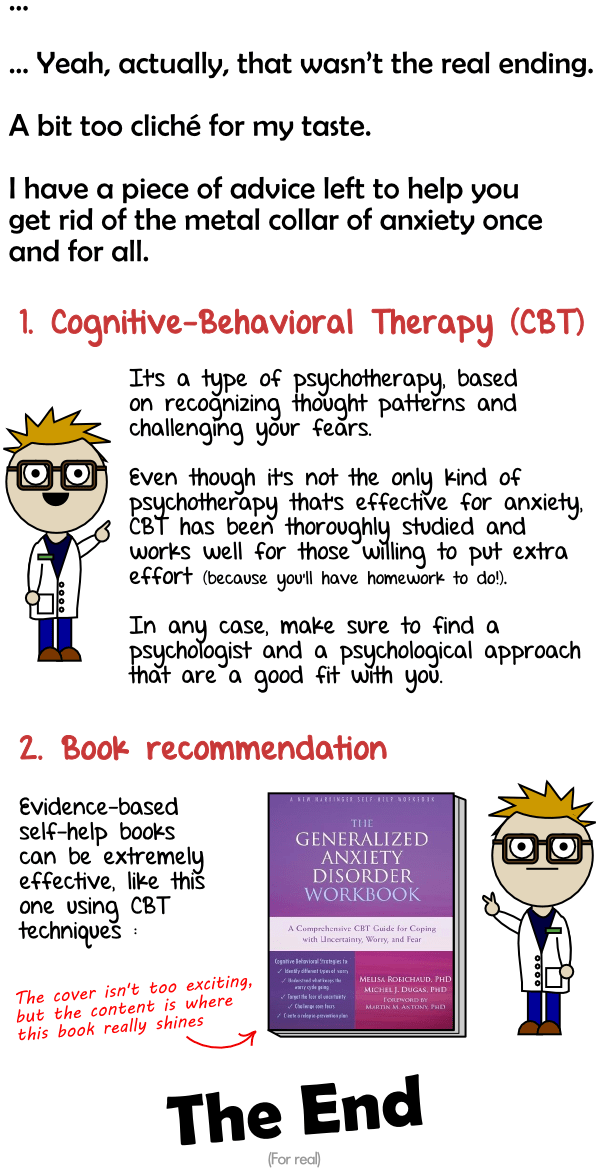 CBT and a book recommendation