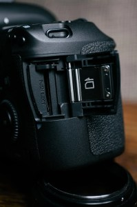SD Card Port