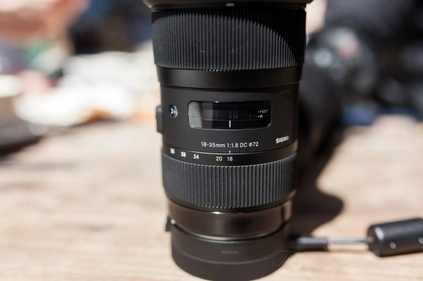 First Impressions: Sigma 18-35mm f1.8 DC HSM (Canon EF-S ...