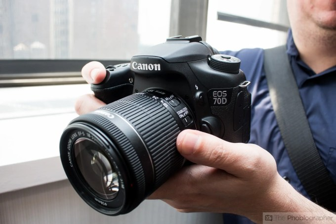 Chris Gampat The Phoblographer Canon 70D First Impressions product photos (8 of 8)ISO 2001-50 sec at f - 5.6