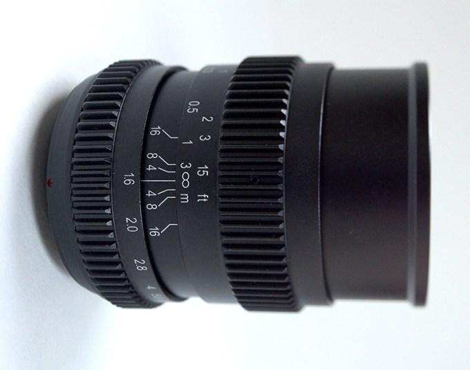 SLR Magic HyperPrime 17mm T1.6