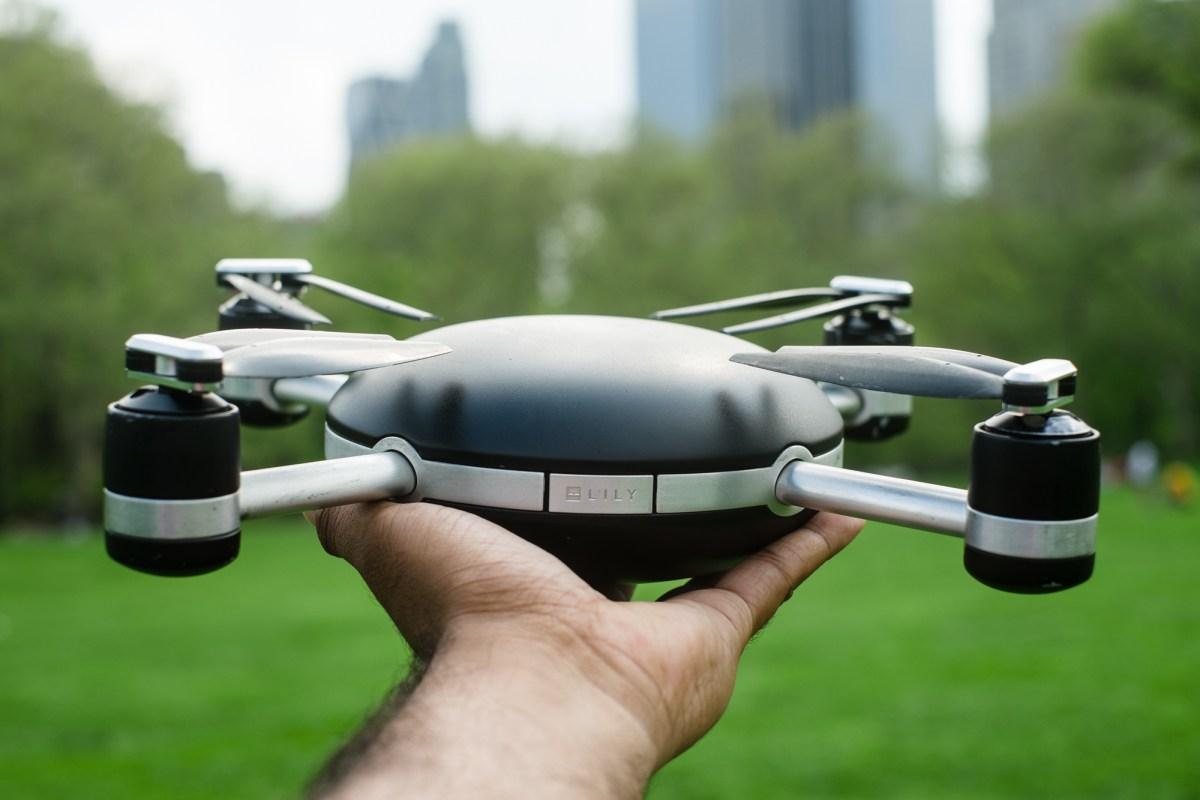Drone Lily - 4 Teknologi Digital Canggih Yang Gagal Diwujudkan