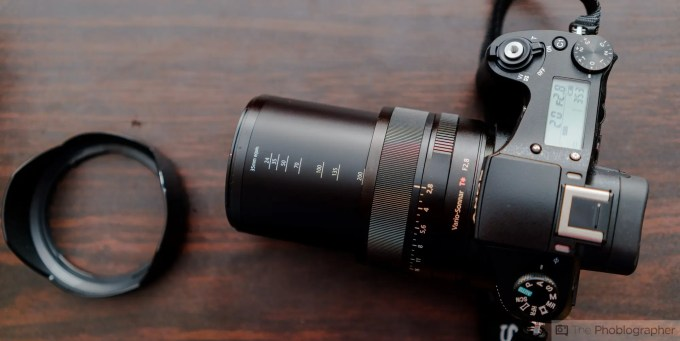 Chris Gampat The Phoblographer Sony Rx10 Mk II review product images (5 of 9)ISO 4001-50 sec at f - 2.8