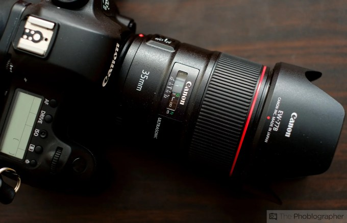 Chris Gampat The Phoblographer Canon 35mm f1.4 L II review product images (1 of 7)ISO 2001-125 sec at f - 2.8
