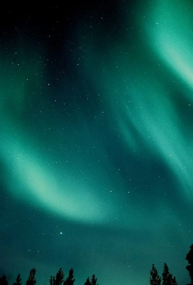 Northern Lights Best Time And Place