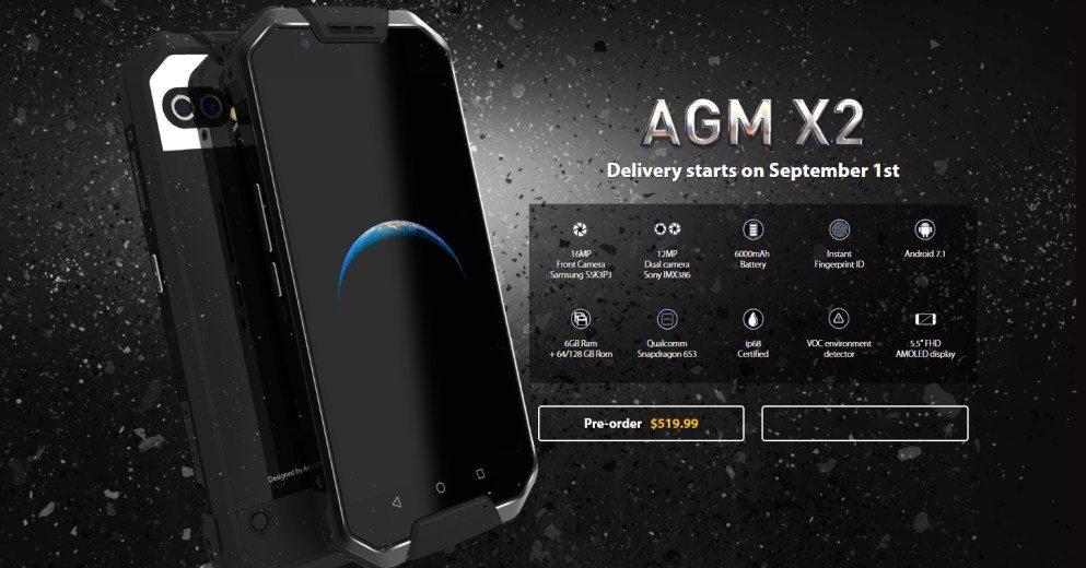 AGM-X2