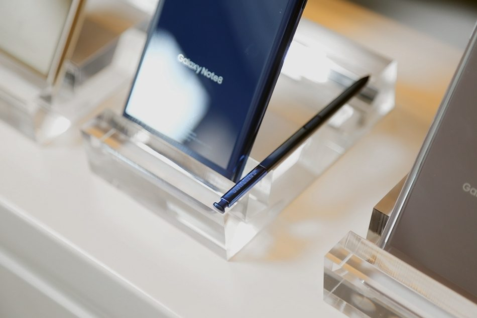 Samsung Galaxy Note 8 Hands-on S-Pen