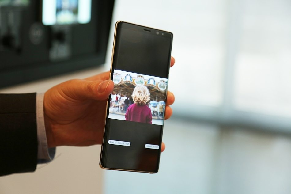 Samsung Galaxy Note 8 Hands-On Image Featured