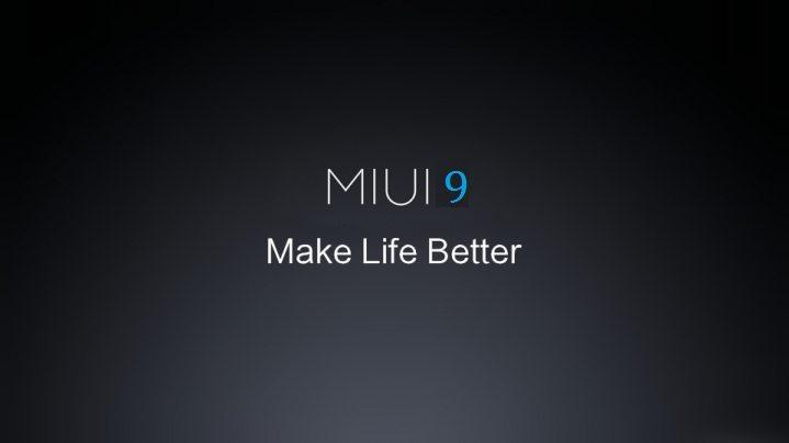 download MIUI 9 Global Beta ROM