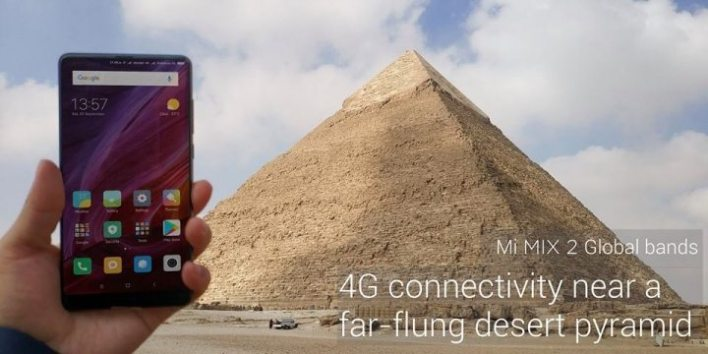 Xiaomi Mi MIX 2 4G Global LTE