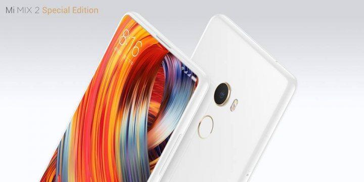 Xiaomi Mi MIX 2 Special Edition 5